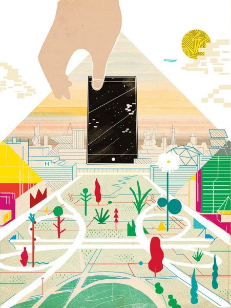 The Future As We See It: Five intriguing technologies that could change your life by 2025 (U of T Magazine)